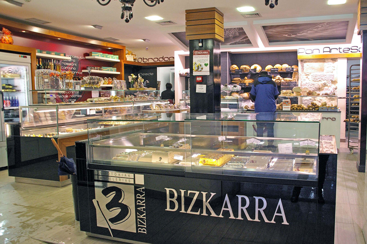 Bizkarra, premiado como establecimiento emblemático de Bilbao