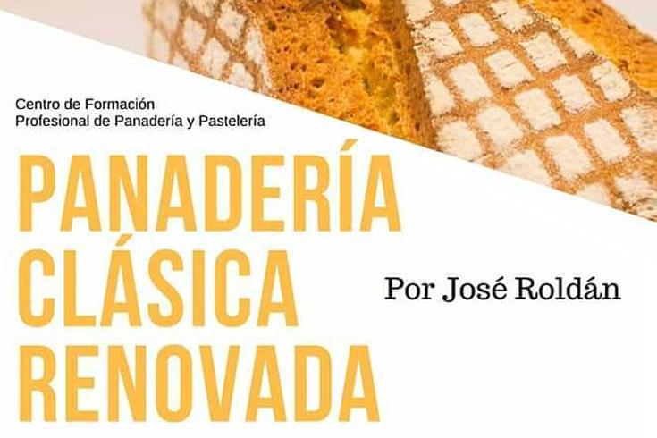 Curso para hacer un pan como el de antes por José Roldán