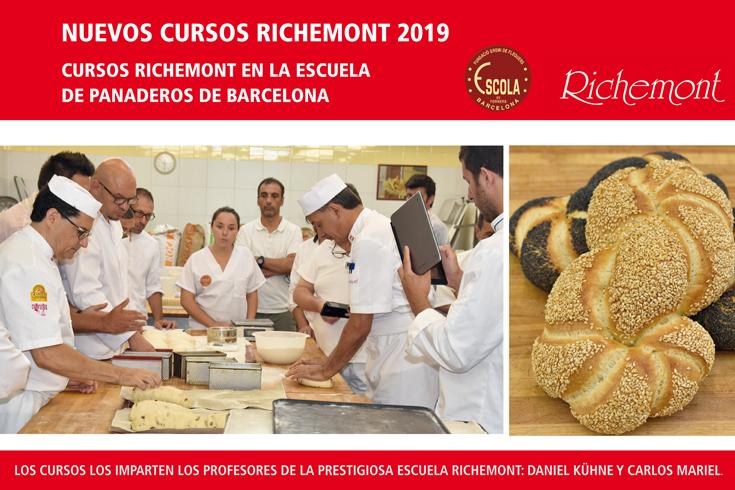 Nuevo cursos Richemont 2019