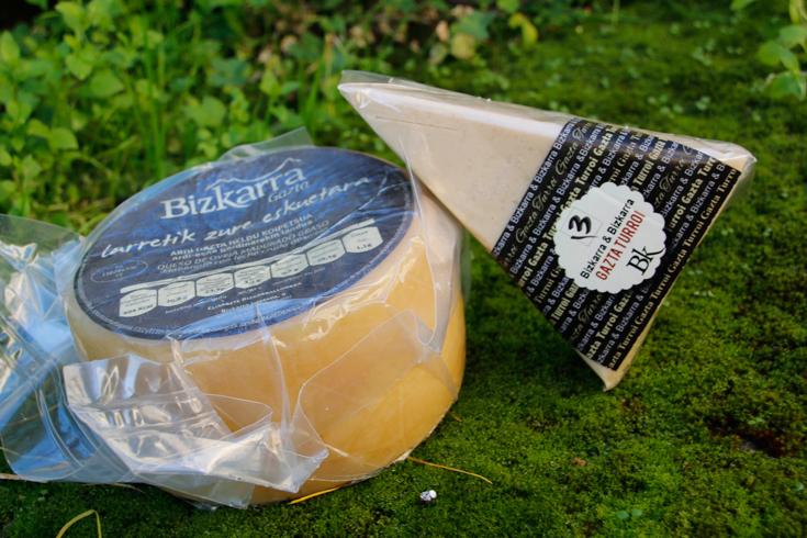 Nueva edición limitada de Turrón de Queso Bizkarra & Bizkarra