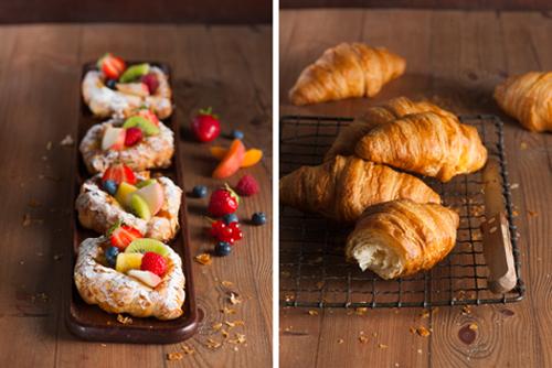 Vandemoortele: Mejora su gama de bollería Bake'up y renueva su imagen