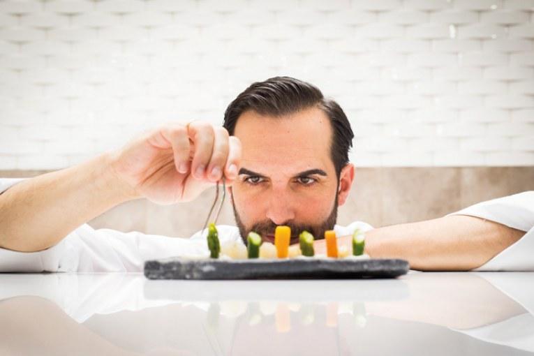 Mario Sandoval, restaurante Coque