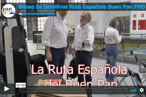 Semifinal Bilbao - Ruta del Buen Pan 2018