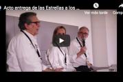 Acto de entrega las 80 Estrellas de la Ruta Española del Buen Pan 2018