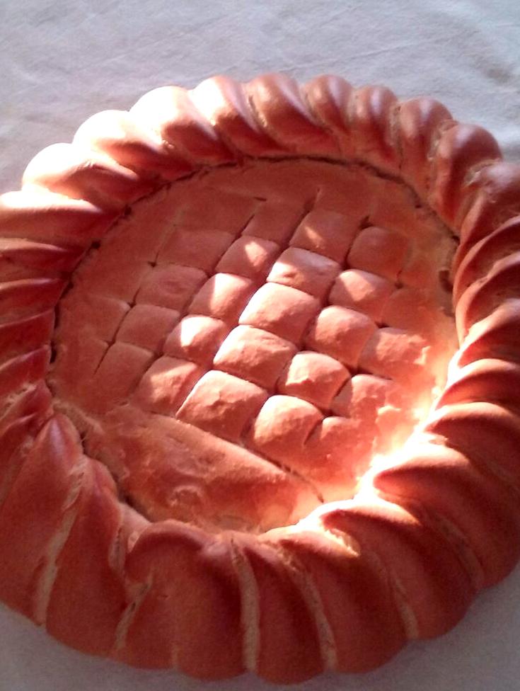 ¿ Cómo se elabora el pan de Rizo?