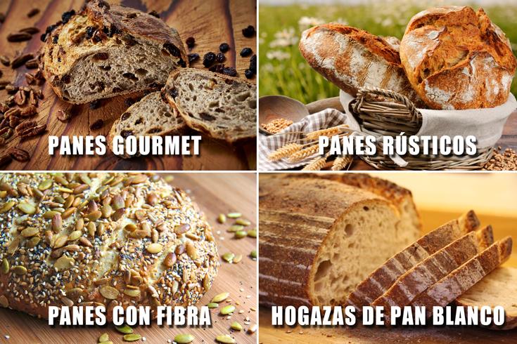 El maridaje en el pan: uno para cada plato