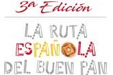 RUTA ESPAÑOLA DEL BUEN PAN 2019