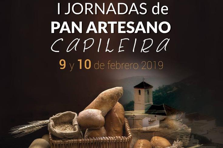 I jornadas de pan artesano en Capileira