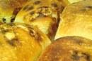 Pan de chocolate blanco y limón