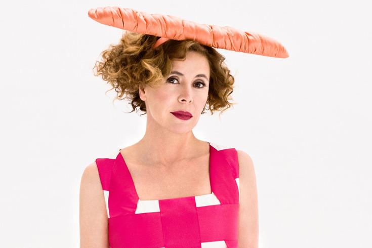 "Agatha Ruiz de la Prada,  ""Me chifla el pan"""