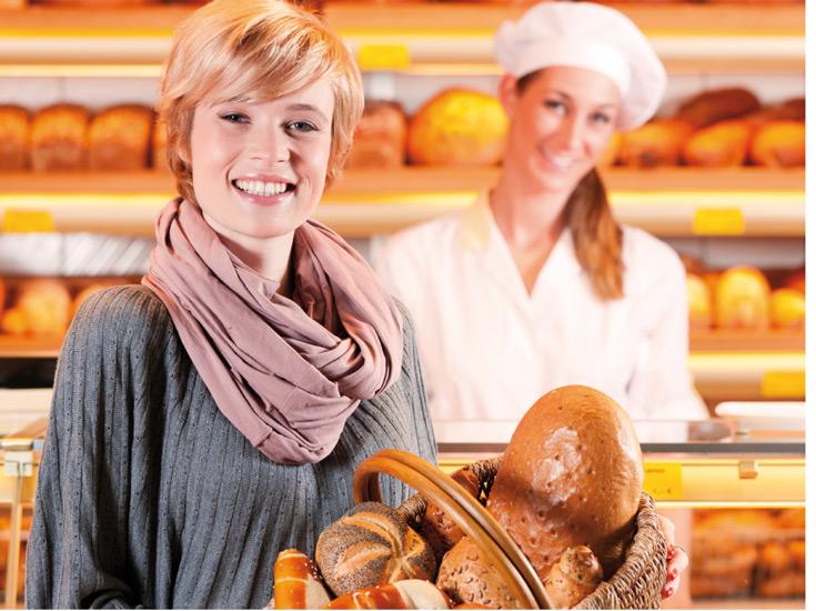 ¿Qué busca el consumidor al entrar en una panadería?