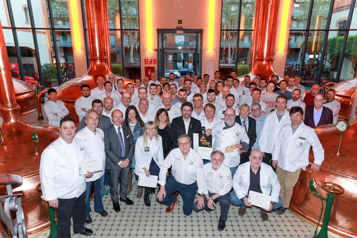 Listado de los finalistas de la Ruta del Buen Pan en Cataluña 2019