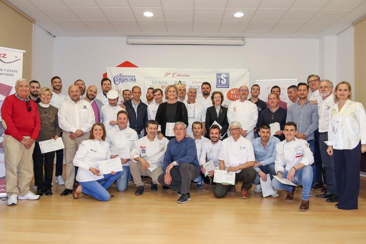 Listado de los finalistas de La Ruta del Buen Pan en Andalucía 2019