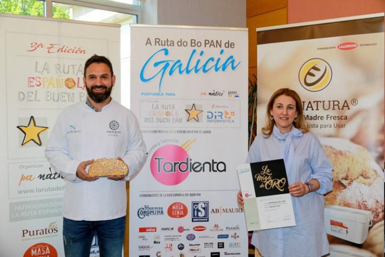Luis Miguel Iglesias Iago, Miga de Oro de Galicia 2019