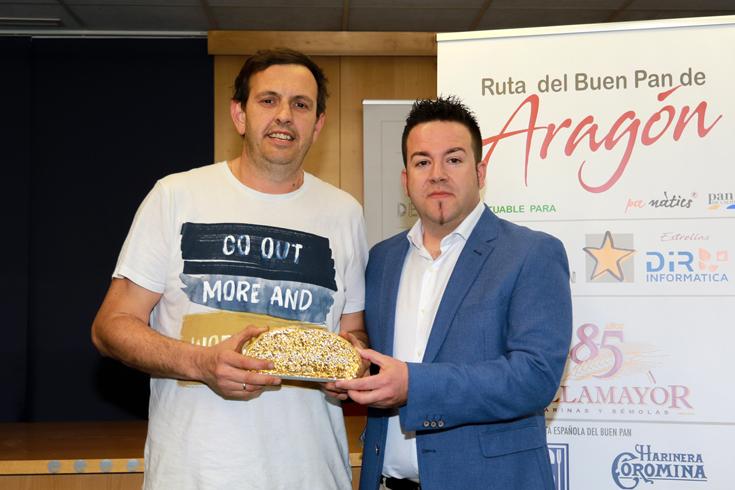 Carlos Sesplugues, Miga de Oro de Aragón 2019