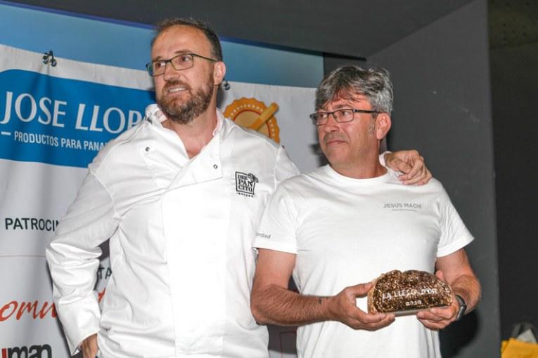 Jesús Machi y Antonio García Blanch, Miga de Oro de Valencia 2019
