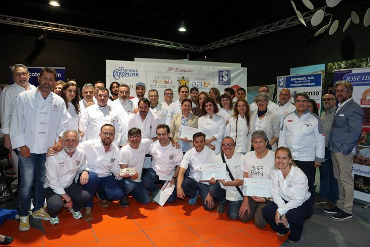 Listado de los finalistas de la Ruta del Buen Pan de Valencia 2019