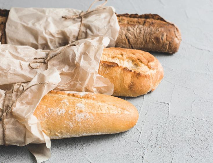 La histaminosis en el pan