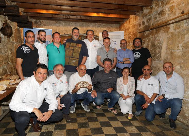 Listado de los finalistas de la Ruta del Buen Pan en Baleares 2019