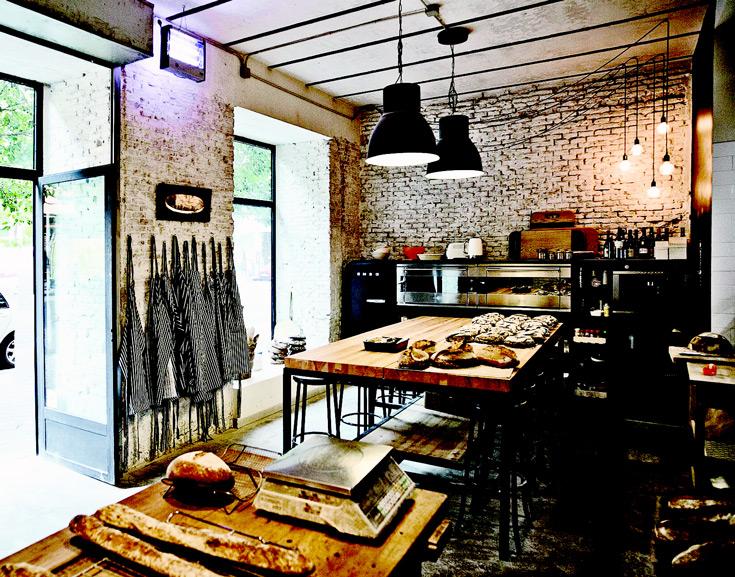 Panic, panaderia artesanal: pan sincero que sabe a pan