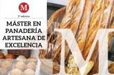 """Matthieu Atzenhoffer (MOF 2019) y Yohan Ferrant  (""""Ambassadeur du pain""""), formadores profesionales de reconocido prestigio en el Máster en Panadería"""