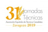 Las Jornadas Técnicas de la Asociación Española de Técnicos Cerealistas (AETC) regresan a Zaragoza