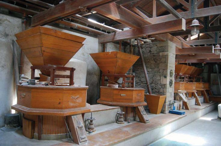 El Molino del Abuelo: Harina selecta 100% gallega