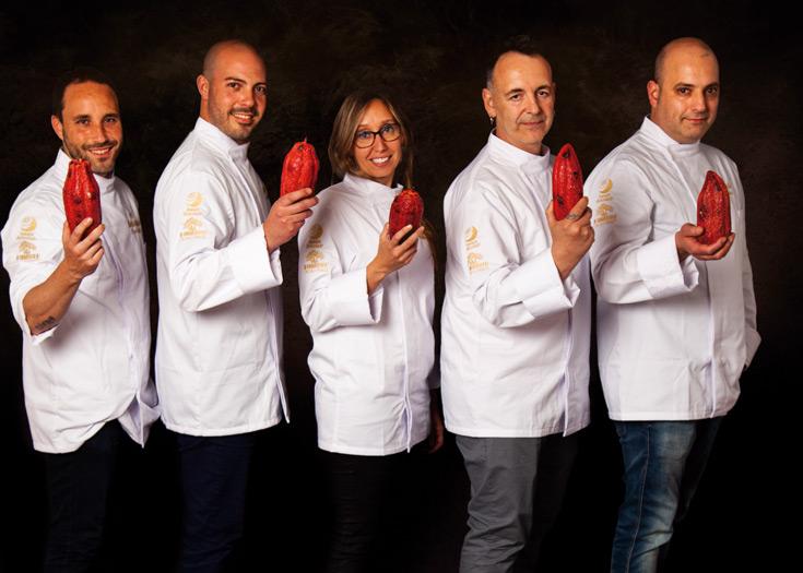 Puratos presenta la 'Generación Belcolade', con algunos de los mejores maestros chocolateros del país