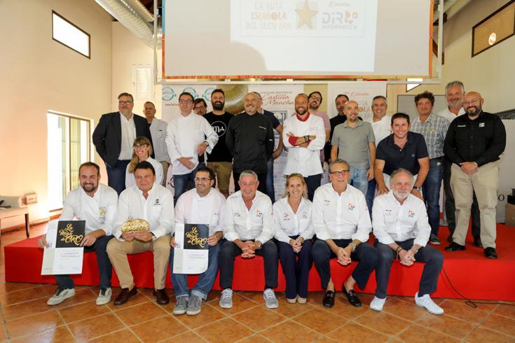 Listado de los finalistas de la Ruta del Buen Pan de Castilla-La Mancha 2019