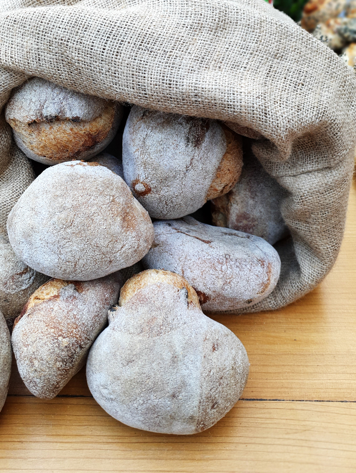 Pan de patata del Baix Camp