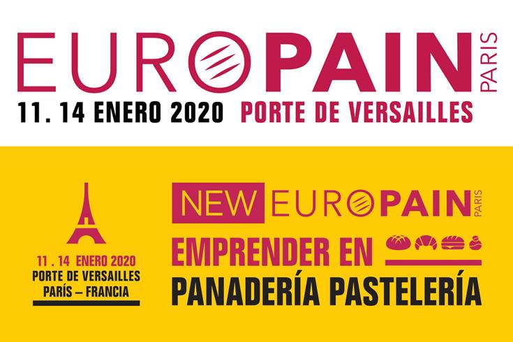 Europain 2020: Negocios e inspiración para todos los profesionales del sector de panadería y pastelería