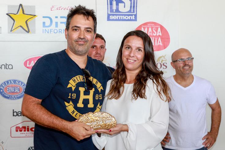 Alexis García, Miga de Oro de Canarias 2019