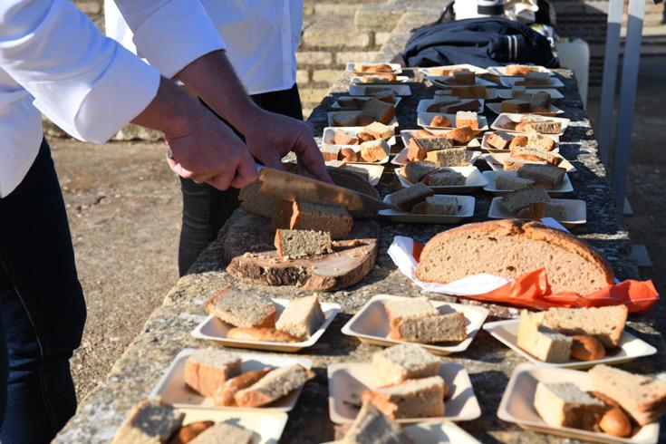 Itálica rescata sabores de la antigua Roma
