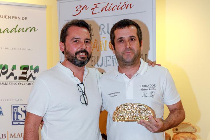 Javier Quintana Lorenzo, Miga de Oro de Extremadura 2019