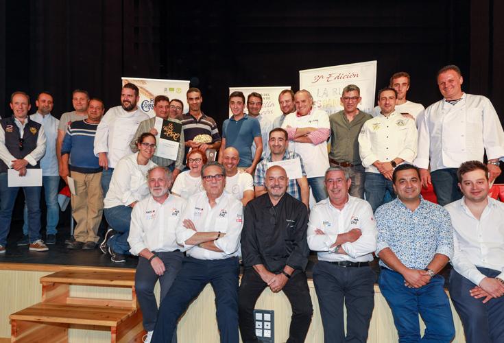 Listado de los finalistas de la Ruta del Buen de Castilla y León