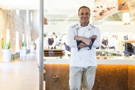 Ángel León, el chef del mar, Restaurante Aponiente