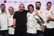 Víctor Gonzalo, elegido mejor pastelero de postres de restaurante en Fórum Gastronómico Barcelona 2019