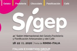 Sigep 2020: Desde Italia, los International Artisan Confectionery Business