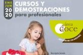 Cursos y demostraciones para profesionales