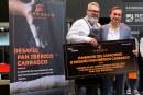 Roberto Fernández de Crosta Ogitegia gana el premio al mejor pan en el II Desafío Pan Ibérico Carrasco de Madrid Fusión