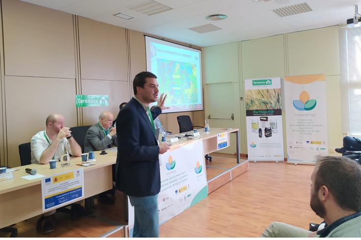 Innovación y sostenibilidad de la mano de Innovatrigo en la 41ª edición de FIMA