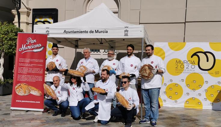 Pan Murciano, la vuelta de la esencia del pan artesano