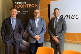 Amec y Alimentaria FoodTech acuerdan afianzar internacionalmente el salón