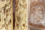 Pan de Cristal  24 horas de fermentación con aceite de oliva virgen extra