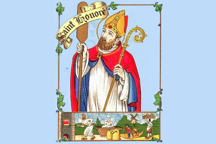 Festividad de San Honorato, patrón de los panaderos