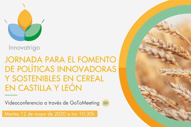 Jornada para el fomento de políticas innovadoras y sostenibles en cereal en CYL