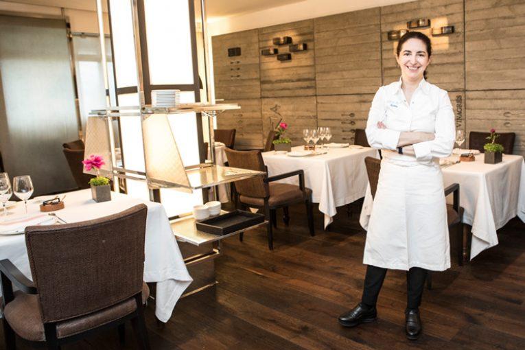 Elena Arzak, Arzak restaurante