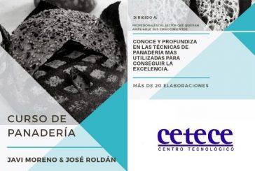 Curso de panadería de Javi Moreno & José Roldán
