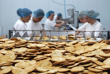 Galletas marineras, pan sin miga de larga duración