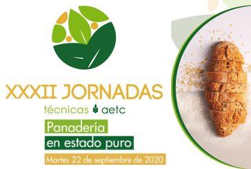 Panadería en estado puro dentro del marco de las XXXII Jornadas de la AETC